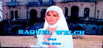 Raquel Welch Sexy Nun