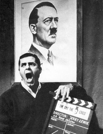 jerry lewis nazi comedy