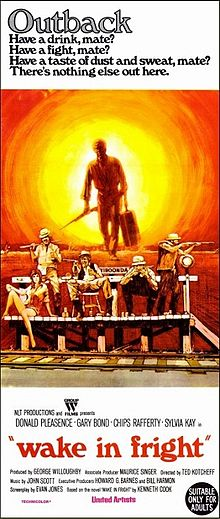 classic cult film wake in fright