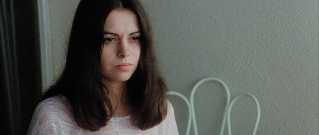Actress Lina Romay