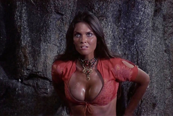 Great Cult Movie Actress Caroline Munro From Vincent