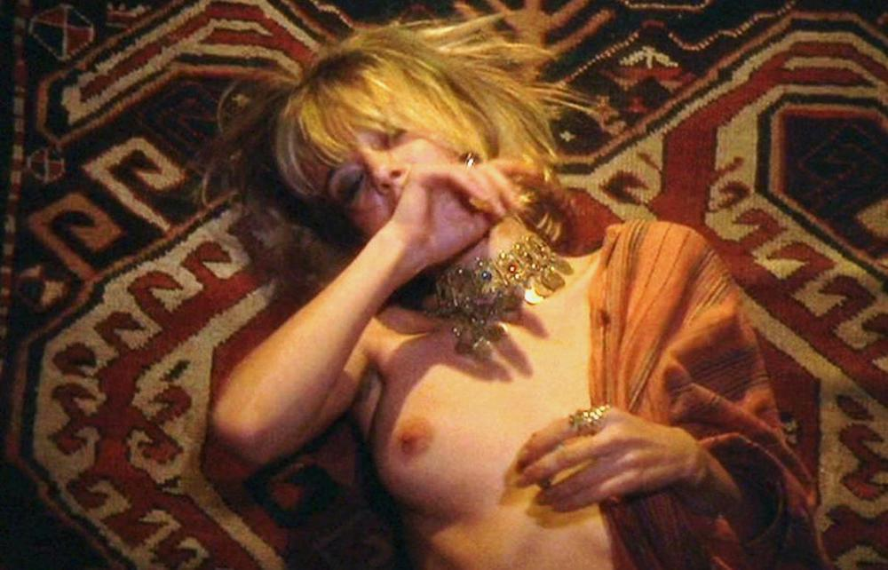 """Mick Jagger And Anita Pallenberg's VERY Naked """"Performance!"""" Notorious Film  Was Shelved For Two Years! 