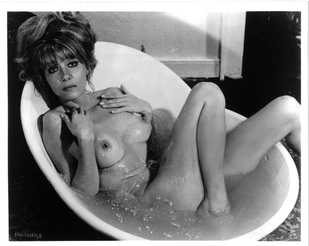 This image has an empty alt attribute; its file name is sex-kitten-ingrid-pitt-nude.jpg